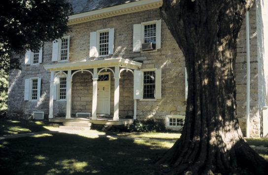 Cornelius Wynkoop House Stone Ridge