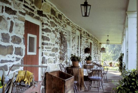 Johannes Decker House