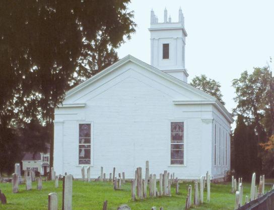 New Hurley Dutch Reformed Church