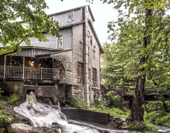 Tuthilltown Gristmill