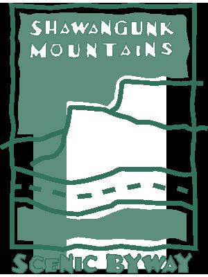 Shawangunk Mountains Scenic Byway logo