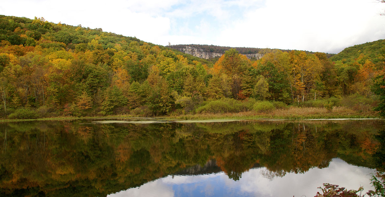 Mohonk Preserve Duck Pond
