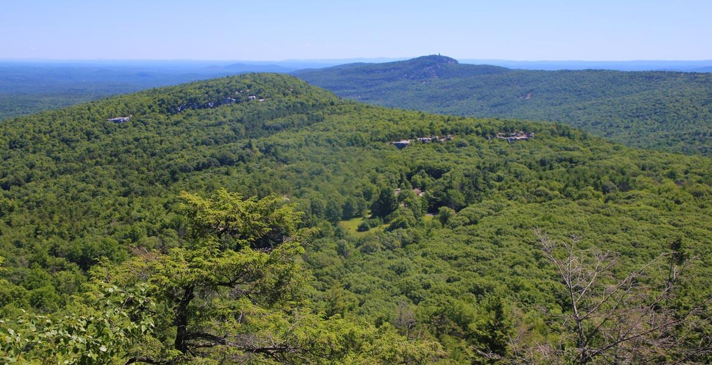 Ridge View from Minnewaska